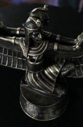 Egyptská Dekorační Soška - zrcadlo Zakázková výroba