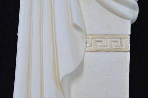Antický sloup ,, styl Versace ,, 100 cm Zakázková výroba