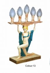 Lampa ,, Řecký styl ,, Zakázková výroba