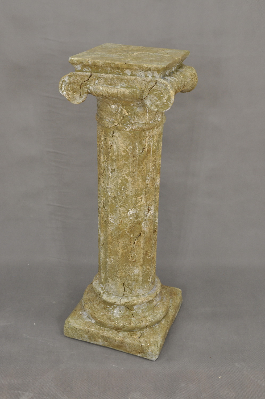 Antický dekorační sloup / 100cm Zakázková výroba