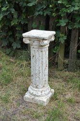 Antický dekorační sloup / 63cm Zakázková výroba