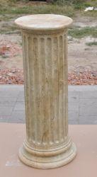 Antický dekorační sloup kulatý / 100cm Zakázková výroba