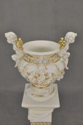 Secesní styl - Váza 0864 Zakázková výroba