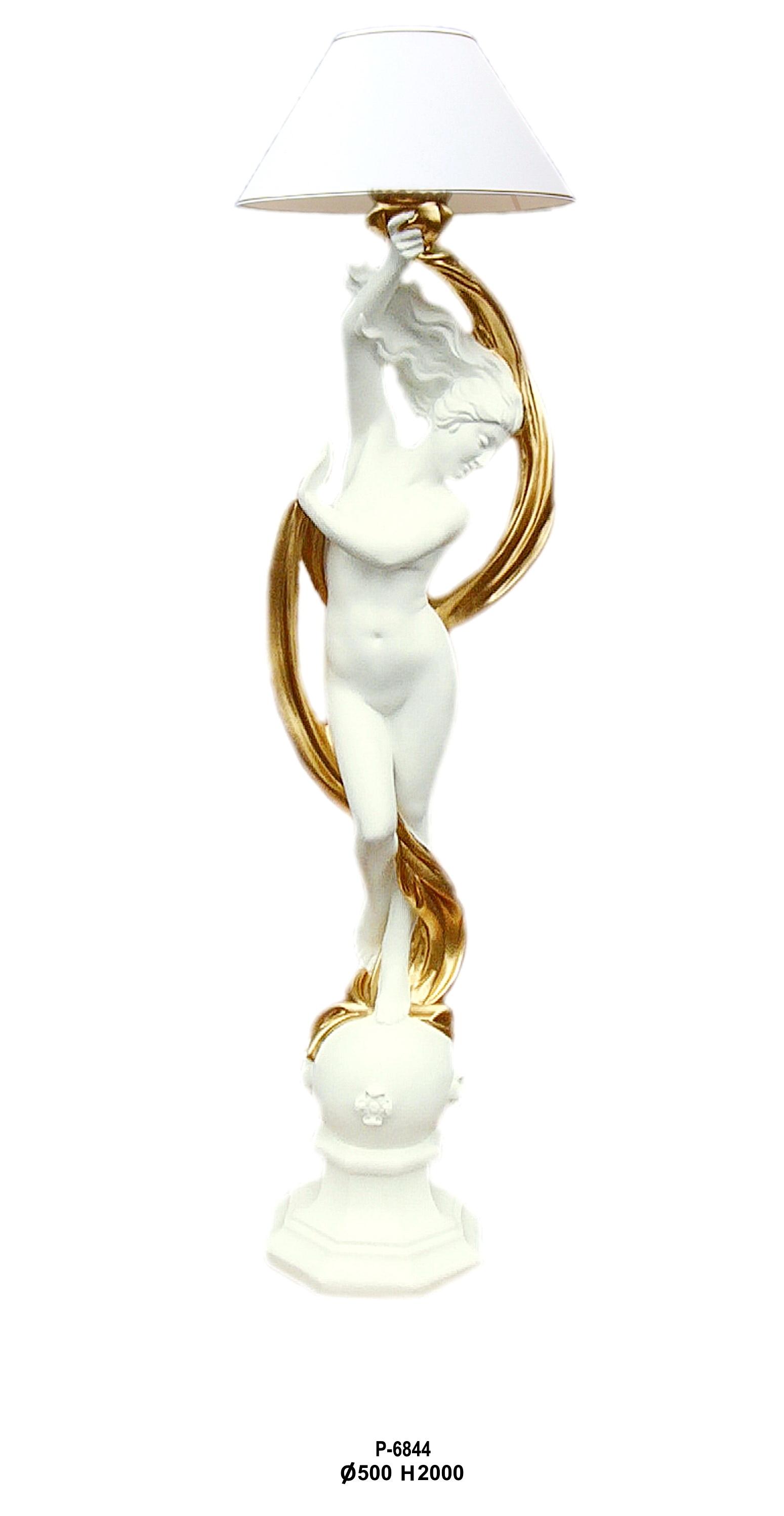 Lampa vysoká / Antický styl / 200 cm Zakázková výroba