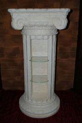 Antický sloup / bar / lampa - 99 cm Zakázková výroba