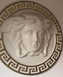 Rozeta - styl Versace - Meduza velká Ø 100cm Zakázková výroba