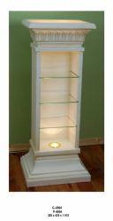Dekorační Antický sloup osvětlený 101,5 cm