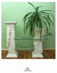 Dekorační květinová stěna ,, styl Versace ,,