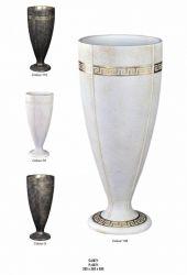 Váza 65cm - styl Versace