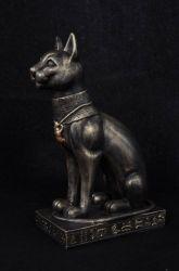 Bastet ,, Egyptská kočka ,, 39,5 cm