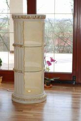 Antický sloup / bar / lampa - 143cm Zakázková výroba