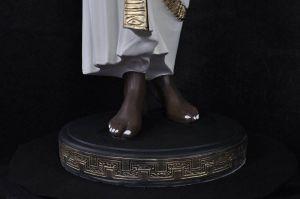 Lampa ,, Egyptský styl ,, 180 cm Zakázková výroba