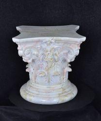 Antický dekorační sloup / 50,5 cm