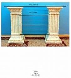 Dekorační  TV stůl ,, Antické sloupy ,,