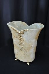 Váza na nožkách Zakázková výroba