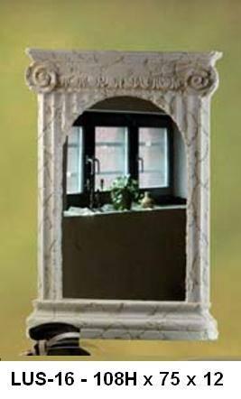 Zrcadlo v Antickém stylu Zakázková výroba