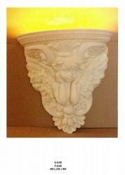 Lampa - Řecký styl