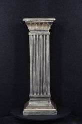 Antický květinový sloup / 101,5cm