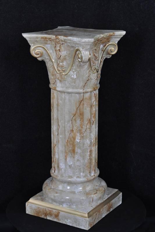 Antický dekorační sloup VIII. - 83 cm Zakázková výroba