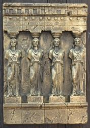 Dekor v Antickém stylu / lem do sestavy Zakázková výroba