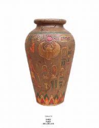 Egyptská váza  / 41,5 cm