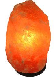 Solná lampa na bázi dřeva 3-5 kg.