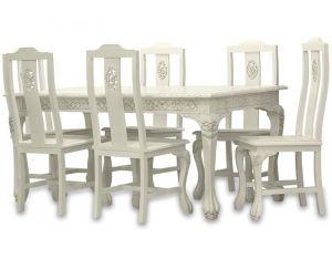 Stůl se židlemi (iv část)
