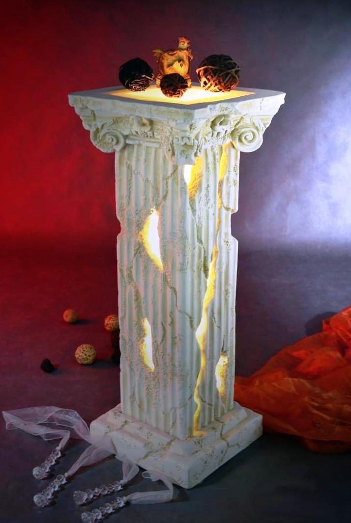 Sloupová lampa ( 92cm ) Zakázková výroba