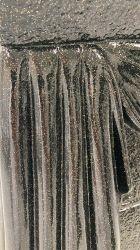 Sloup - styl Versace 100cm - brokát Zakázková výroba