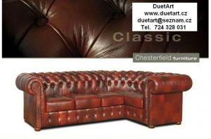 CHESTERFIELD Classic - 160 x 260 cm Zakázková výroba