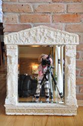 Zrcadlo - styl Versace Zakázková výroba