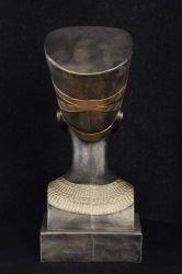 Dekorační Socha - Nefertiti / 52cm Zakázková výroba