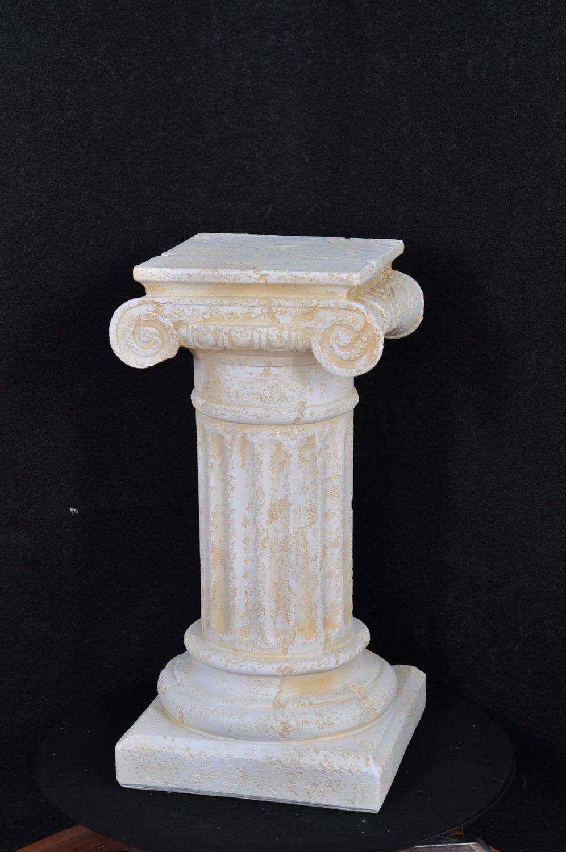 Antický dekorační sloup / 71cm Zakázková výroba