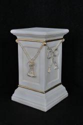 Antický dekorační sloup / 43cm