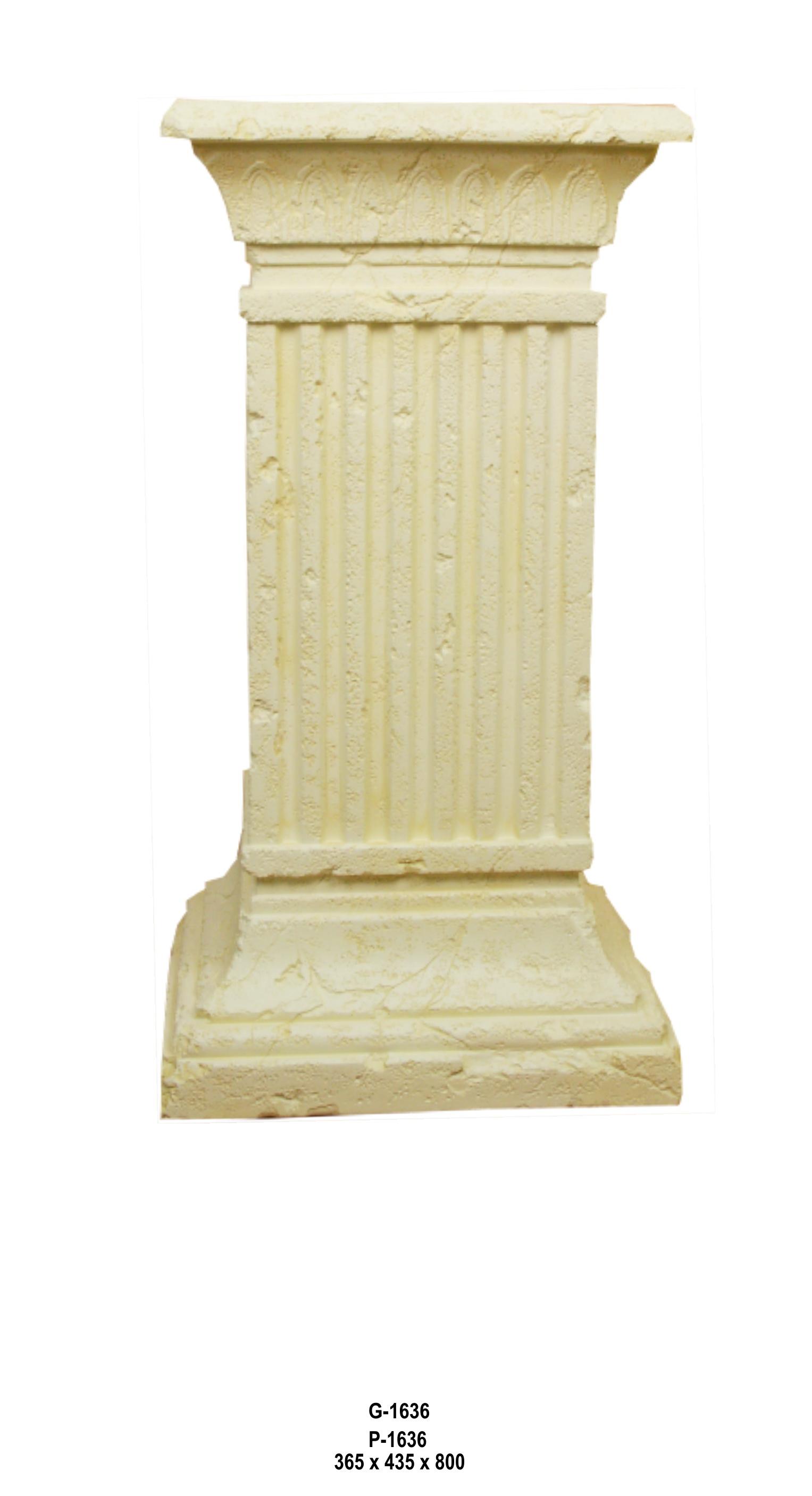 Antický sloup / 80cm Zakázková výroba