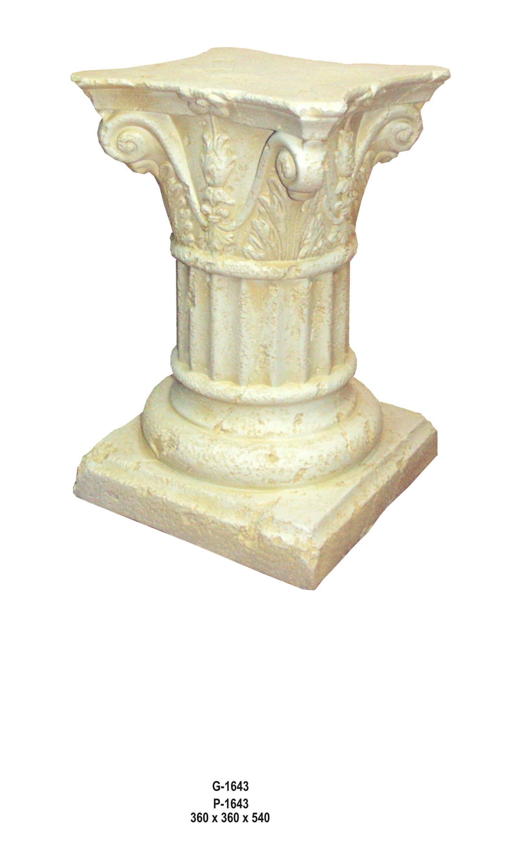 Antický sloup / květník / 54cm Zakázková výroba