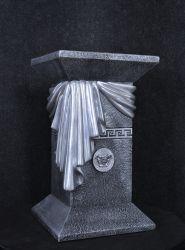 Sloup - styl Versace 55cm Zakázková výroba