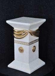 Antický Sloup ,, styl Versace ,, 55 cm Zakázková výroba