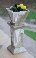 Antický sloup ,, styl Versace ,, 56cm