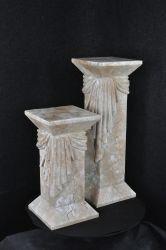 Antický sloup ,, styl Versace ,, 56cm Zakázková výroba