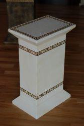Antický sloup ,, styl Versace ,, 72,5cm
