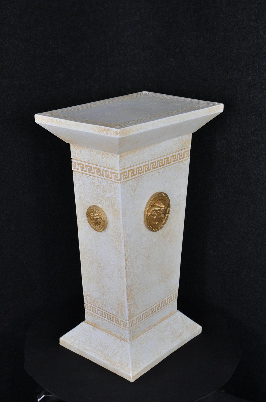 Antický sloup ,, styl Versace ,, 72,5cm Zakázková výroba