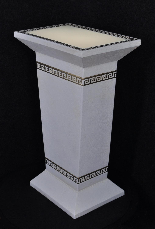 Lampa ,, styl Versace ,, 72,5cm Zakázková výroba