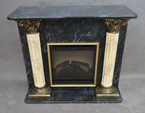 Antická El. Krbová kamna Zakázková výroba