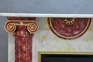 Antická Krbová kamna Zakázková výroba