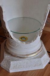 Dekorační Bar 153cm / Lampa - styl Versace / Zakázková výroba