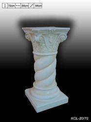 Antický dekorační sloup - 70cm