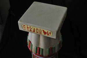 Antický dekorační sloup / 93cm Zakázková výroba