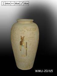 Egyptská váza / 65 cm