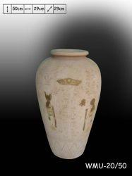 Váza Egypt ,, 50cm